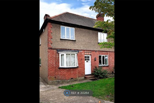 Thumbnail End terrace house to rent in Lincoln Road, Guildford