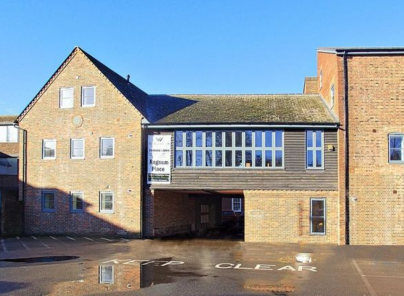 Thumbnail Flat for sale in Regnum Place, South Street, Chichester