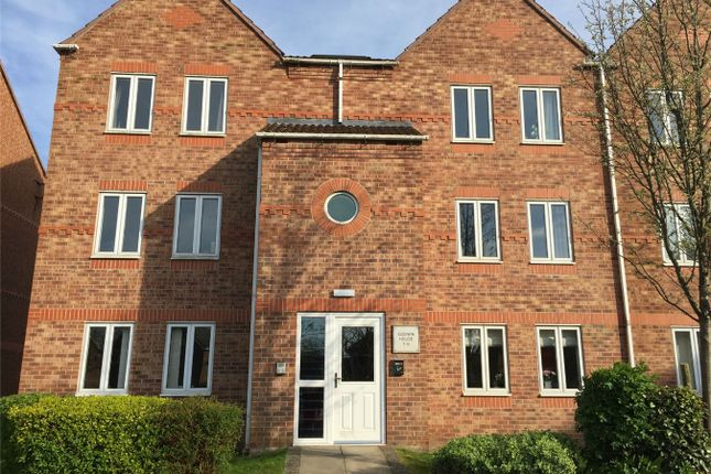 Thumbnail Flat to rent in Darwin Close, Huntington, York