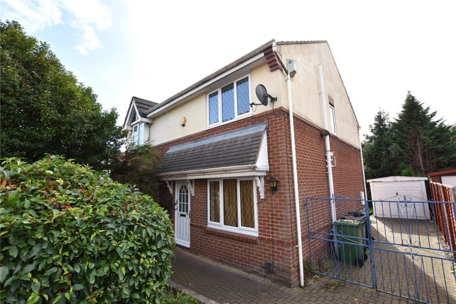 Thumbnail Semi-detached house to rent in Thirlmere Close, Beeston, Leeds, West Yorkshire