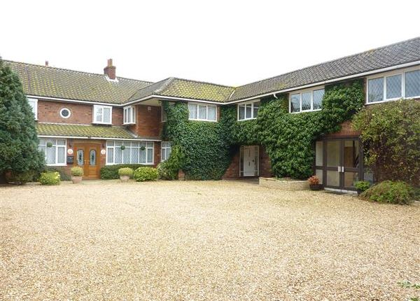 Thumbnail Detached house for sale in Long Acre, Louth Road, Fotherby, Louth