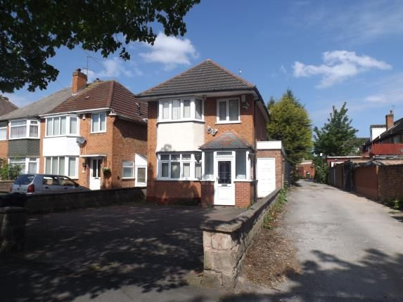 Thumbnail Property for sale in Falmouth Road, Birmingham, West Midlands