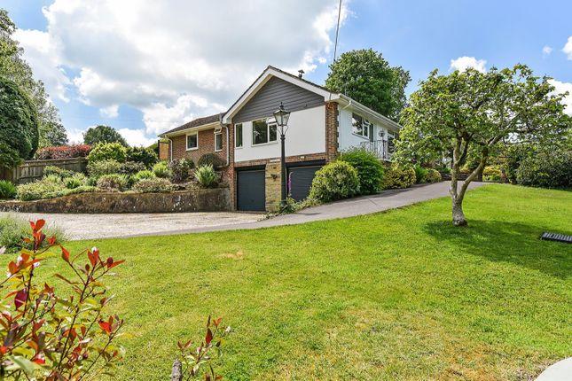 Thumbnail Detached bungalow for sale in New Barn Lane, West Chiltington, West Sussex