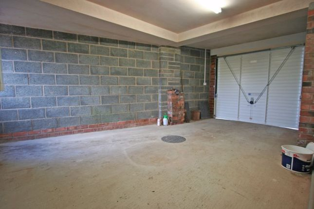 Larger Than Expected Garage