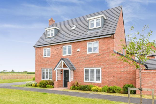 Thumbnail Detached house for sale in Barley Fields, Long Marston, Stratford-Upon-Avon