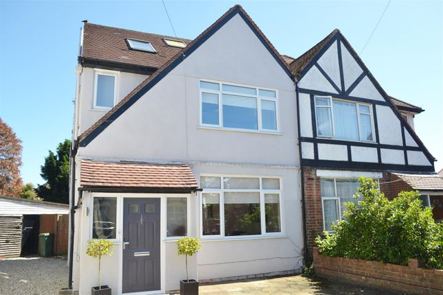 Thumbnail Semi-detached house for sale in Church Stretton Road, Hounslow