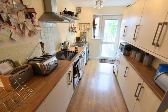 Thumbnail Terraced house for sale in Piercefield Terrace, St. Arvans, Chepstow