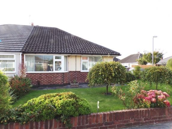 Thumbnail Bungalow for sale in Eton Drive, Aintree, Liverpool, Merseyside