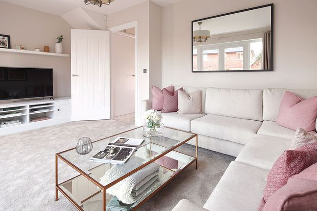 """4 bedroom end terrace house for sale in """"Grantham End"""" at Begbrook Park, Frenchay, Bristol"""