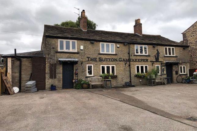 Thumbnail Pub/bar for sale in Hollin Lane, Sutton, Macclesfield
