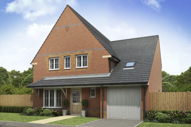 "Thumbnail Detached house for sale in ""Rempstone"" at Hollygate Lane, Cotgrave, Nottingham"