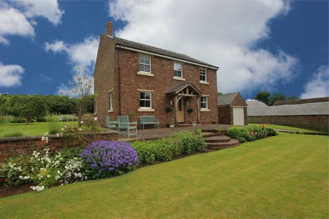 Thumbnail Detached house for sale in Pow Leas, Stainton, Near Etterby, Carlisle, Cumbria