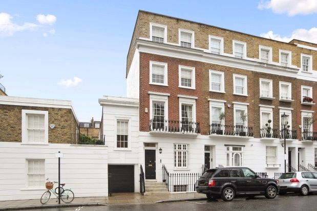 Thumbnail Property to rent in Moore Street, Chelsea