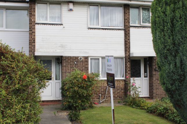 Thumbnail Terraced house to rent in Collingwood Crescent, Laceby Acres Grimsby