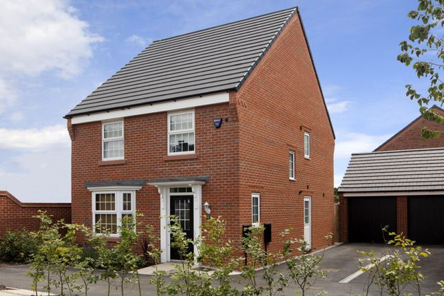 "Thumbnail Detached house for sale in ""Irving"" at Lightfoot Lane, Fulwood, Preston"