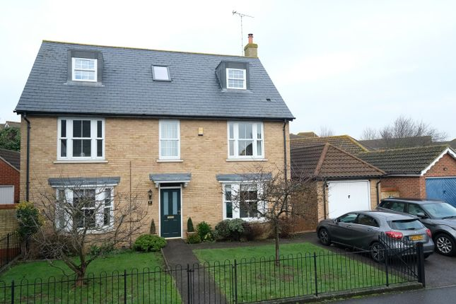 Thumbnail Detached house for sale in Milbank, Chancellor Park, Chelmsford
