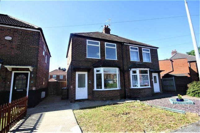 Thumbnail Semi-detached house to rent in Margaret Grove, Buttfield Road, Hessle