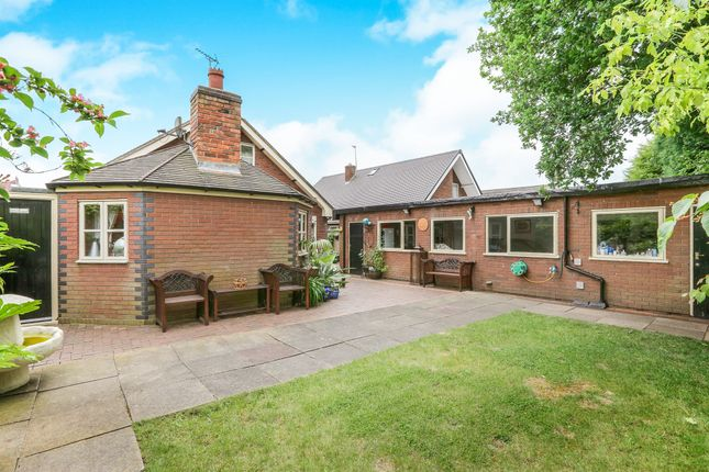 Thumbnail Detached house for sale in Wood Lane Close, Short Heath, Willenhall