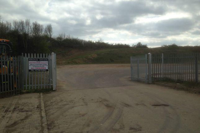 Thumbnail Land to rent in Bridge Industrial Estate, Wymondham