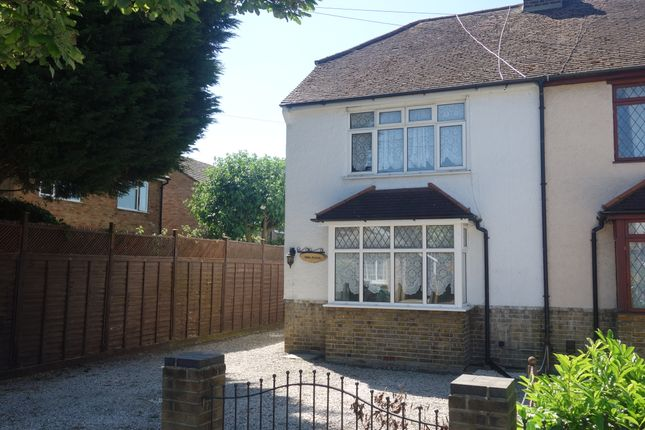 2 bed semi-detached house to rent in Burgoyne Road, Sunbury On Thames