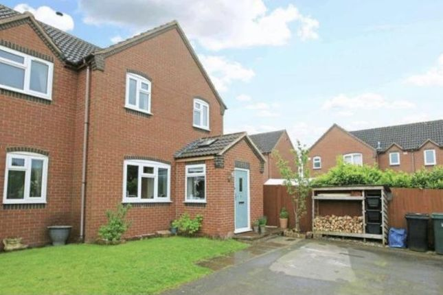2 bed semi-detached house for sale in Woolpack Close, Shifnal TF11