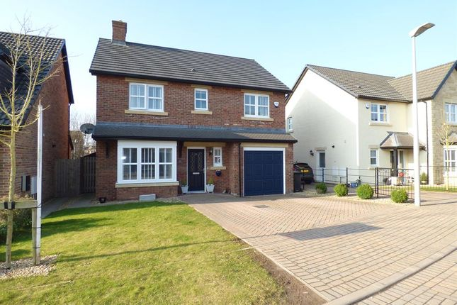 4 bed detached house for sale in Hadrian Way, Houghton, Carlisle CA3