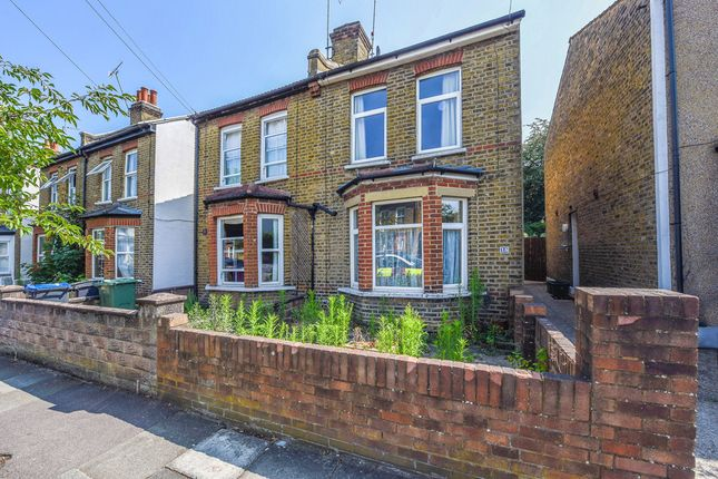 Thumbnail Semi-detached house for sale in Portman Road, Kingston Upon Thames