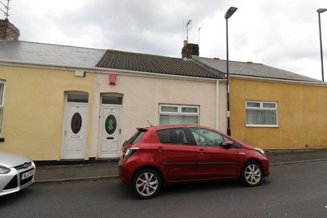Thumbnail Terraced bungalow for sale in Mortimer Street, Sunderland