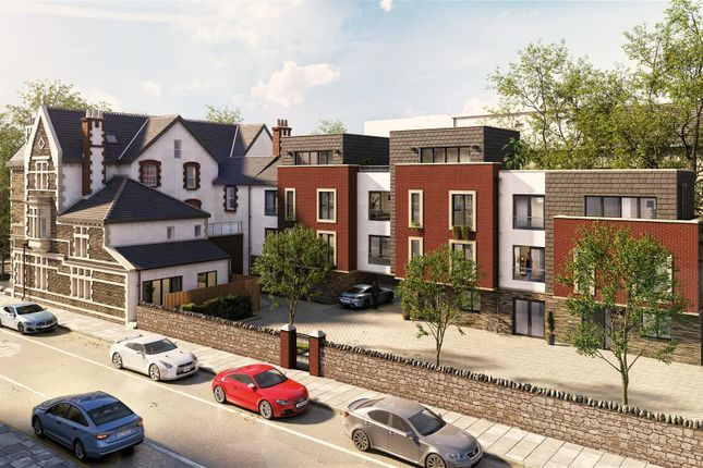 Thumbnail Town house for sale in The Hamilton, Cathedral Road, Pontcanna