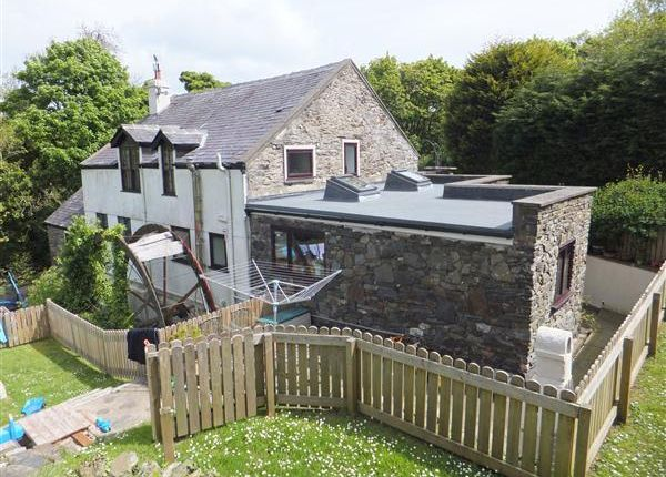 Outside of The Old Mill, The Corony, Maughold IM7