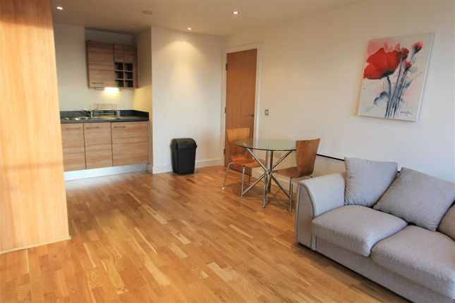 Thumbnail Flat to rent in The Boulevard, Hunslet, Leeds