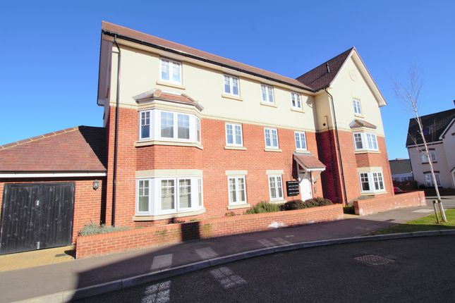 Thumbnail Flat for sale in Danegeld Avenue, Great Denham, Beds