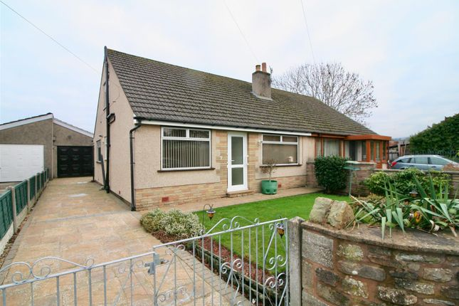 Thumbnail Semi-detached bungalow for sale in The Croft, Caton, Lancaster