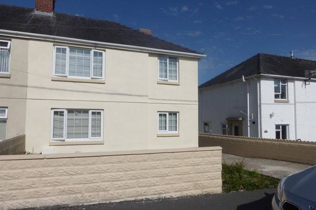 Thumbnail Semi-detached house for sale in Min Y Coed, Glynneath, Neath