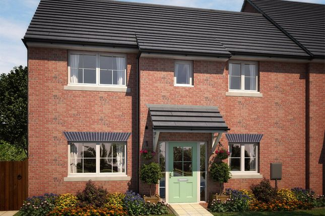 "Thumbnail Detached house for sale in ""Dere"" at Whitworth Park Drive, Houghton Le Spring"