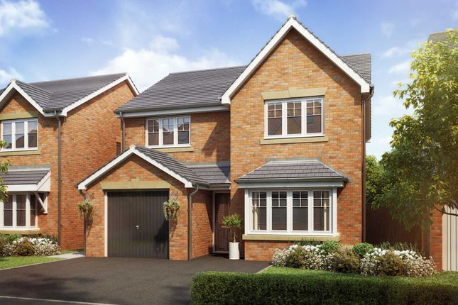 Thumbnail Detached house for sale in Limetree Road, Kirkby, Liverpool