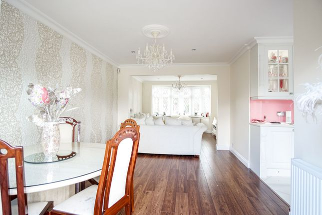 Dining Area of Langford Crescent, Cockfosters, Barnet EN4