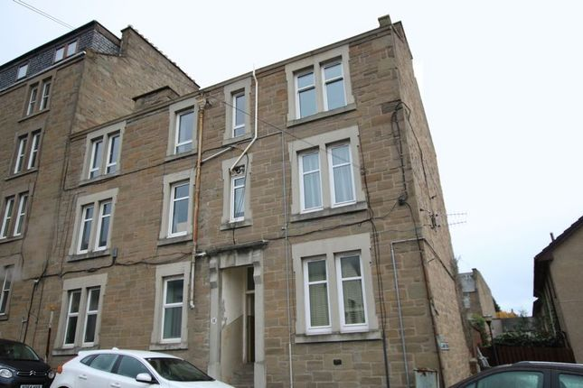 Front View of Dons Road, Dundee DD3