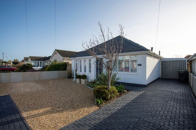 Thumbnail Detached bungalow for sale in Sheldrake Road, Mudeford