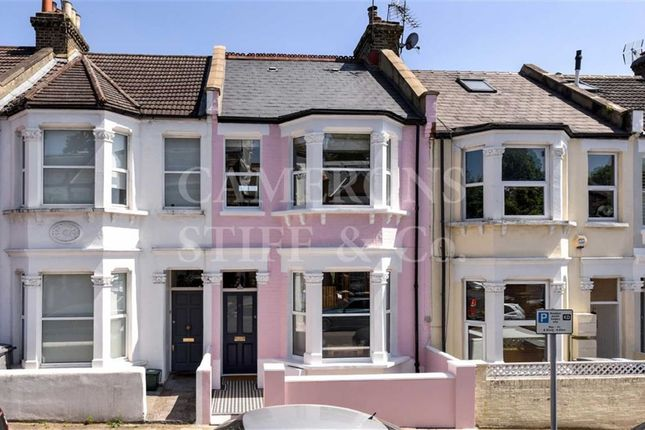 Thumbnail Terraced house for sale in Tennyson Road, Queens Park, London
