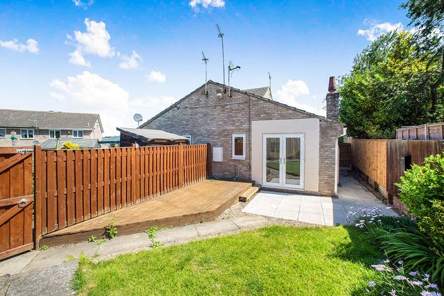 Thumbnail Bungalow for sale in The Mews, Normanton