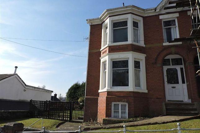 Thumbnail Semi-detached house for sale in Tanywern Lane, Ystalyfera, Swansea