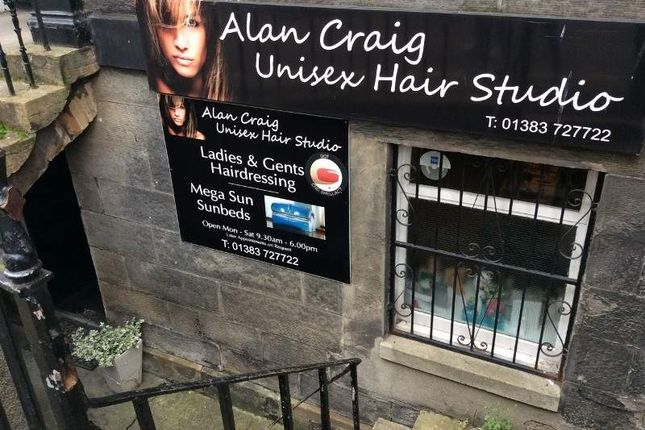 Retail premises for sale in 32 Queen Anne Street, Dunfermline