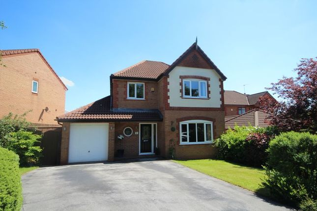 4 bed detached house for sale in Saw Mill Way, Littleborough