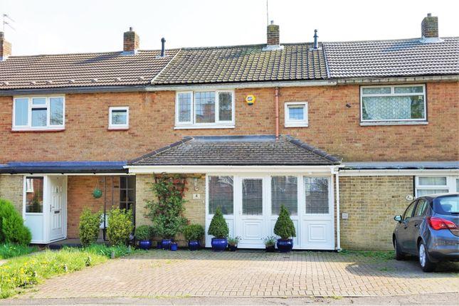 Thumbnail Terraced house for sale in Codenham Green, Basildon