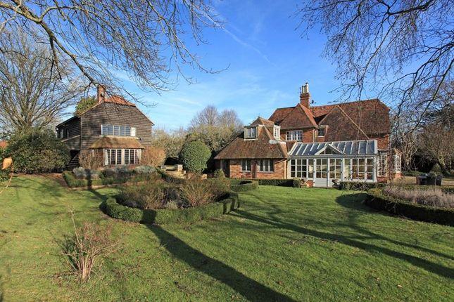 Thumbnail Detached house for sale in Cranbrook Road, Goudhurst, Kent