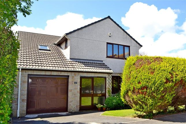 Thumbnail Detached house for sale in Trelissick Fields, Hayle