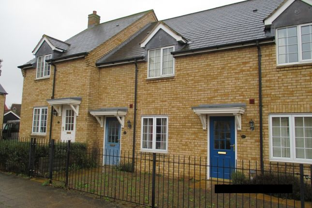 Thumbnail Terraced house to rent in Merle Way, Lower Cambourne, Cambourne, Cambridge