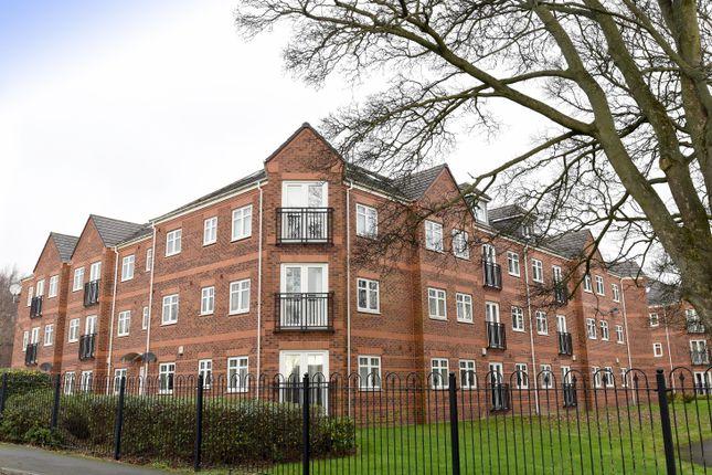 3 bed flat for sale in Brackenhurst Place, Moortown, Leeds