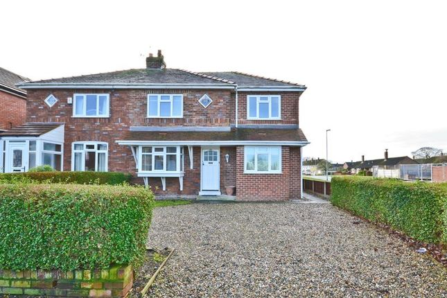 Thumbnail Semi-detached house for sale in Trevor Road, Burscough, Ormskirk
